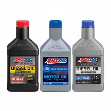 Synthetic Diesel Oil